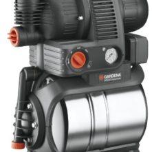 Gardena Hauswasserwerk 5000/5 eco Inox Premium, 01756-20
