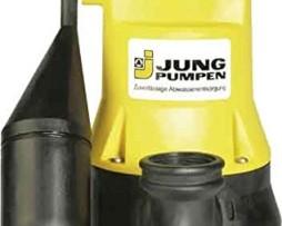 Jung Pumpen Tauchpumpe U 5 KS Niro #JP09417 m.Schaltung 10m Ltg. Pumpe 4037066094175